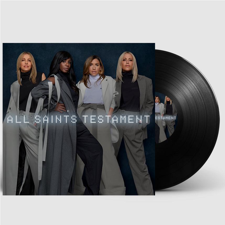 "Testament (Limited Edition 12"" Vinyl) - All Saints"