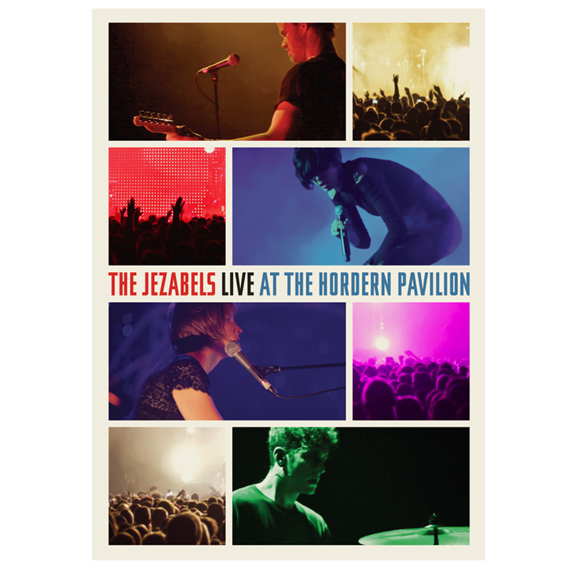 Live At The Hordern - DVD - The Jezabels