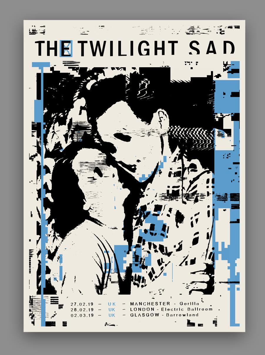 UK 2019 Print - The Twilight Sad