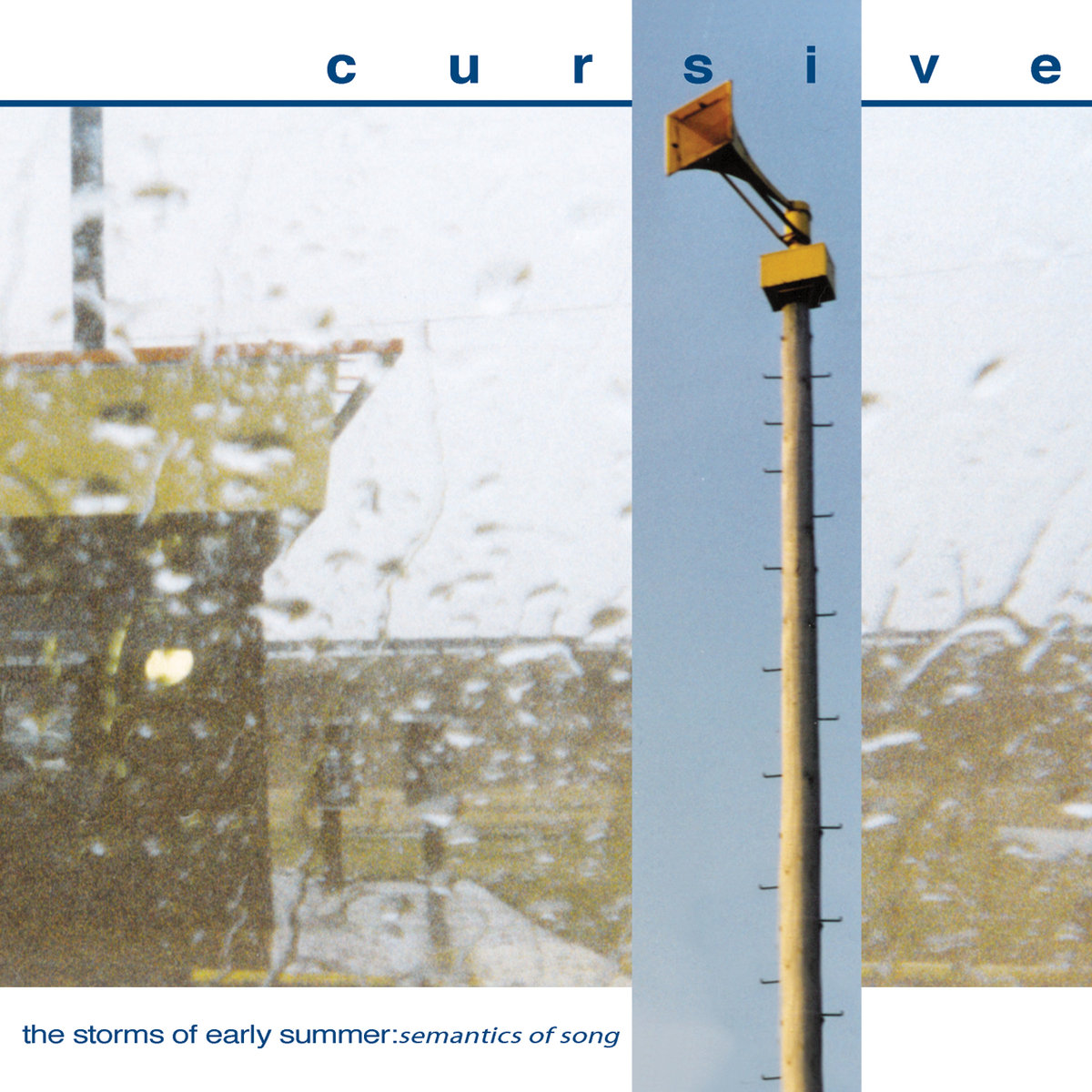 The Storms of Early Summer: Semantics of Song CD - Cursive