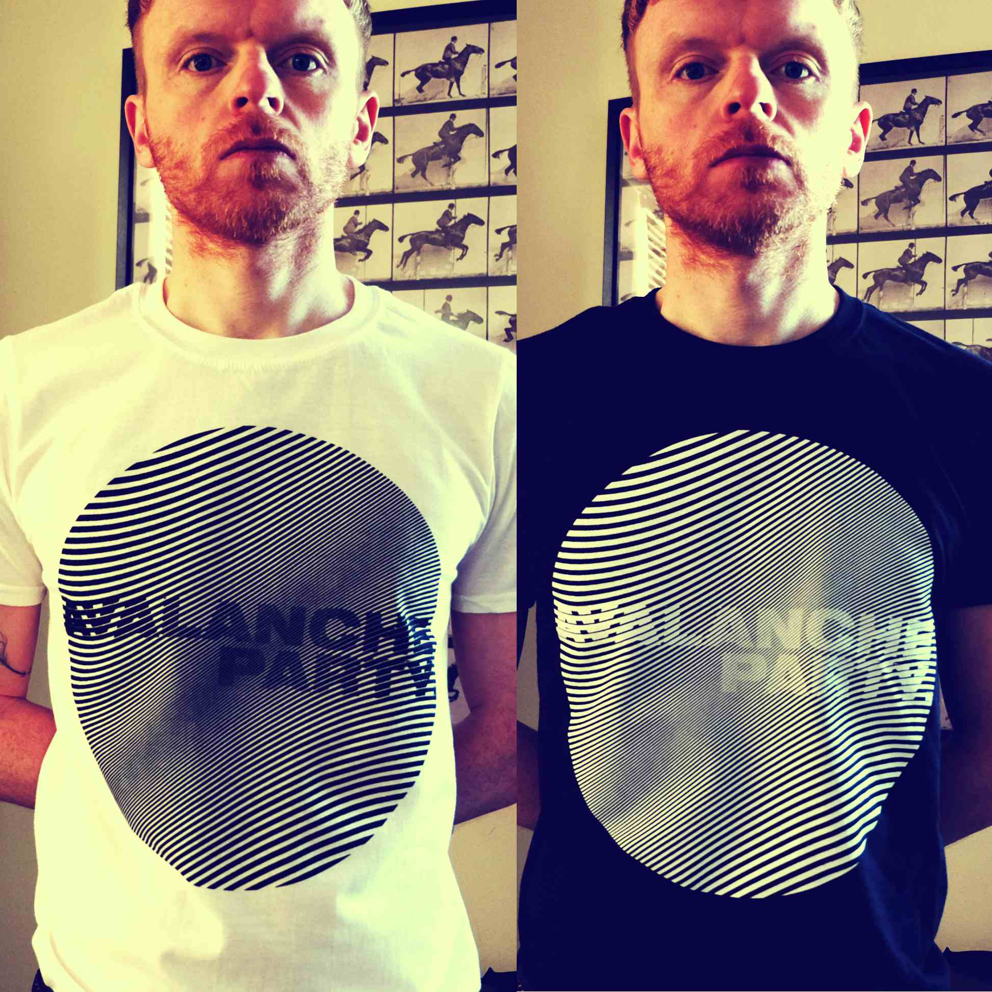 AVALANCHE PARTY PSYCH CIRCLE [T-SHIRT] - Clue Records
