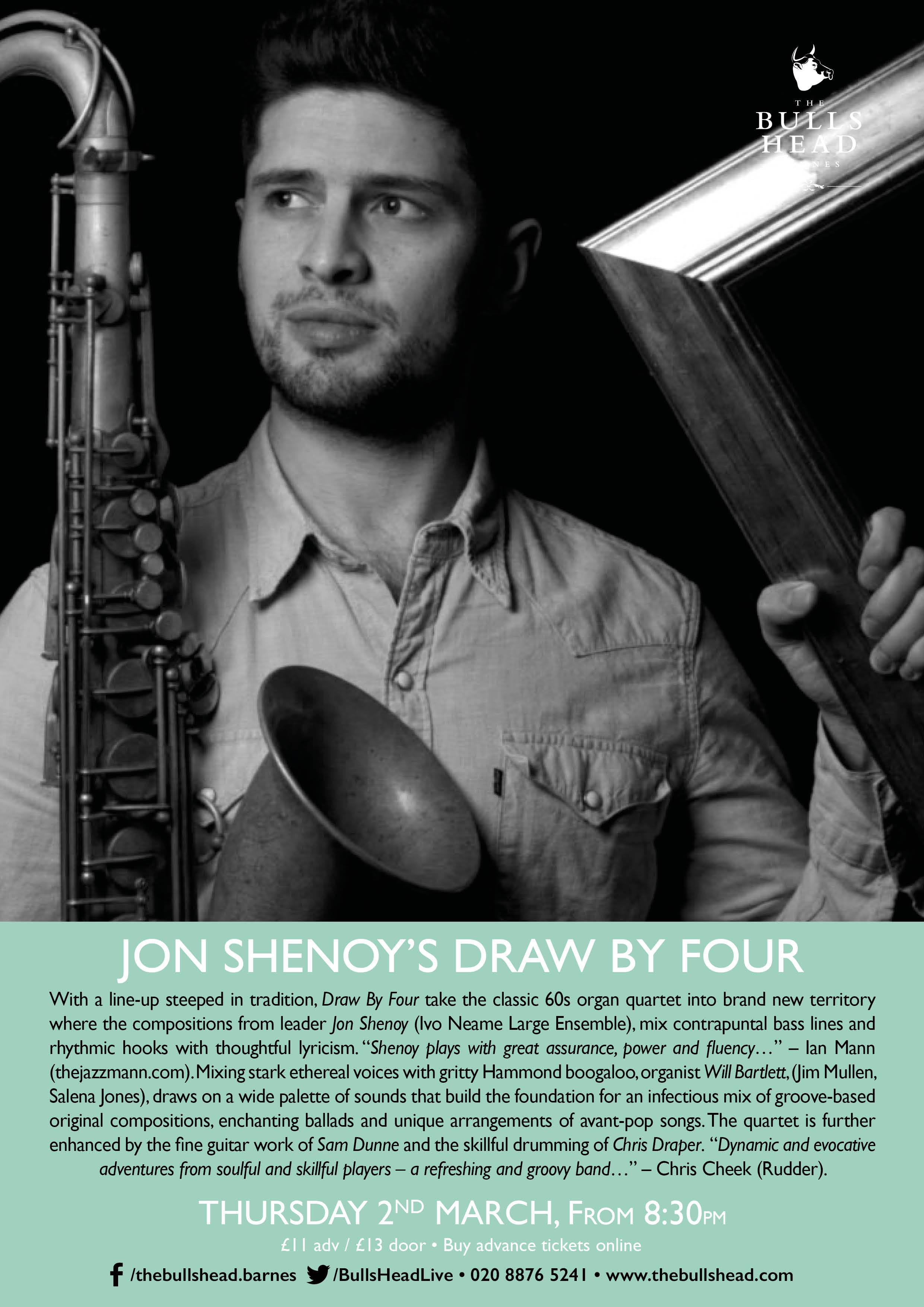 Jon Shenoy's Draw By Four