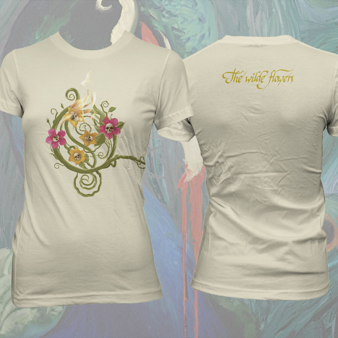 Opeth - Wilde Fitted T-Shirt - Opeth