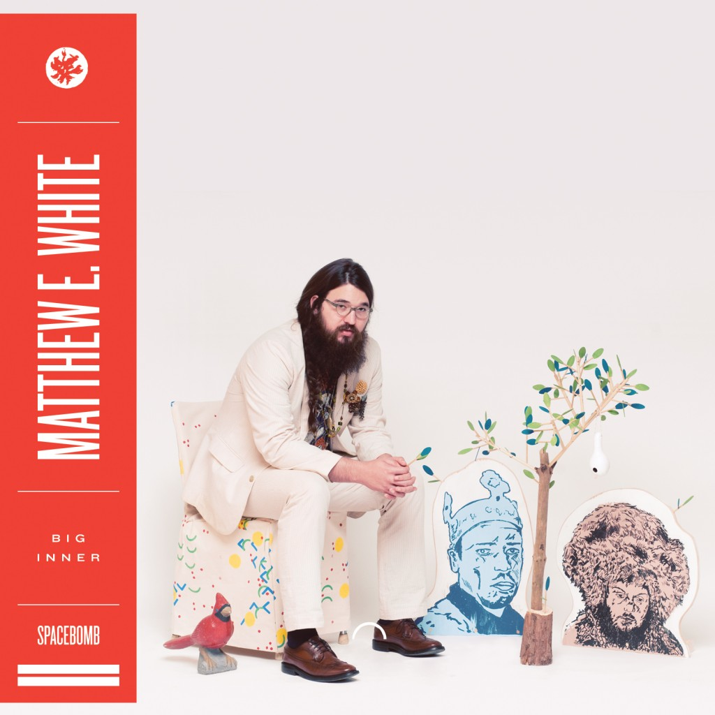 Big Inner (CD/VINYL) - Matthew E. White