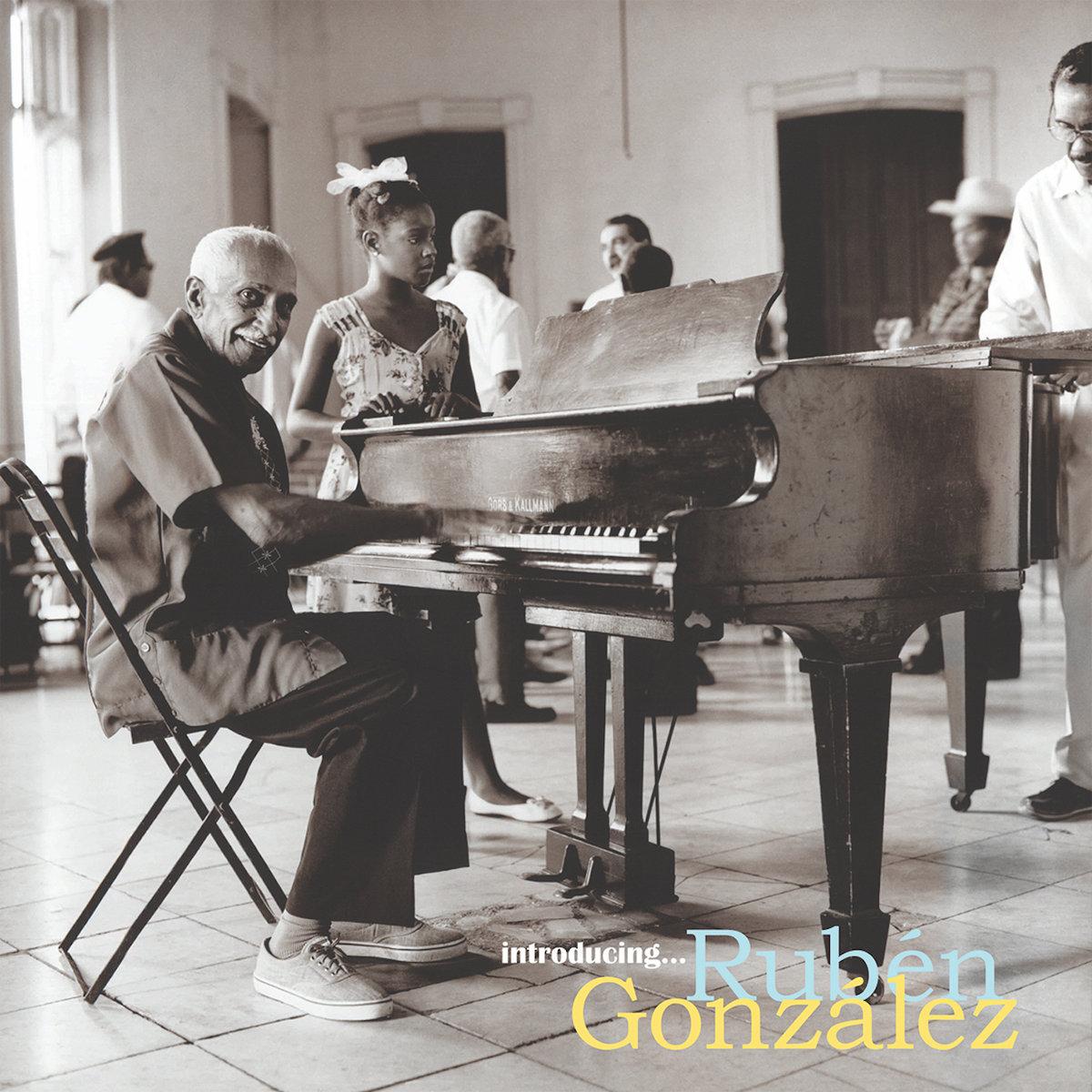 Rubén González - Introducing Rubén González (2xLP) - World Circuit Records