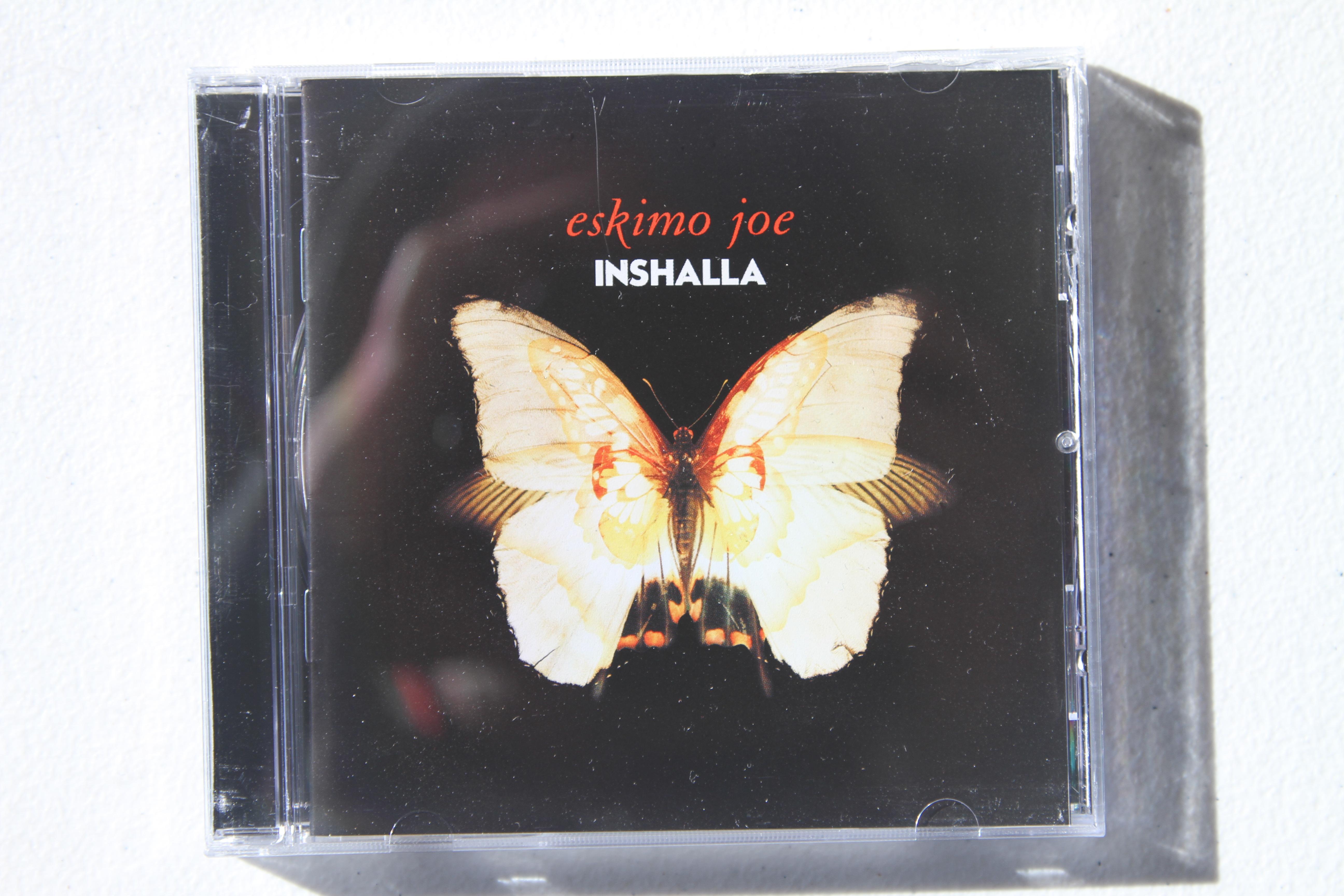 Inshalla - CD Album - Eskimo Joe
