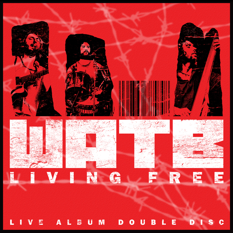 Living Free | Double Live Album | Digital Download - Wille and the Bandits