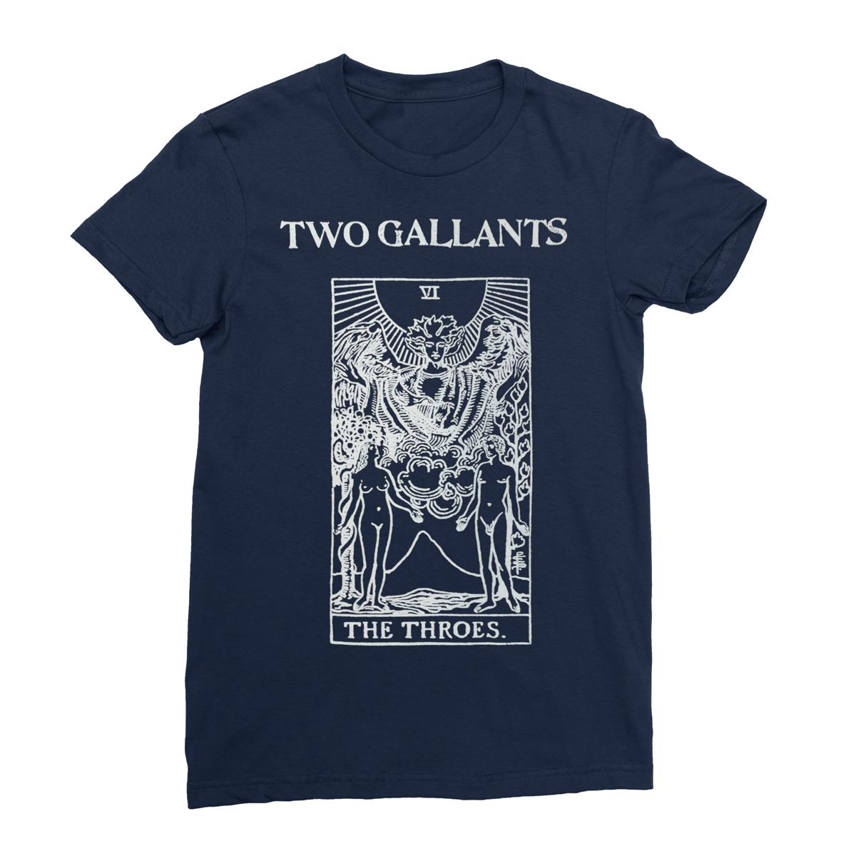 Tarot Tee - Navy - Two Gallants