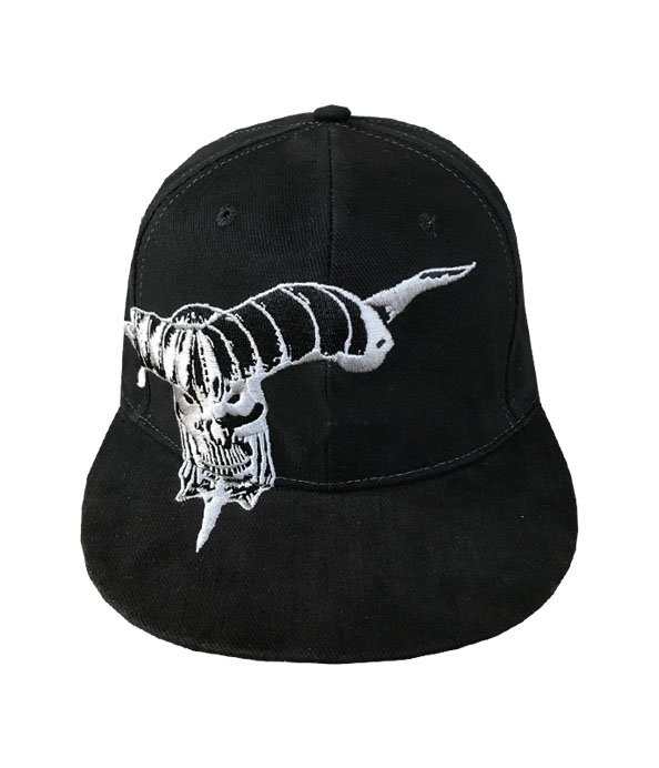 "BOA Blk Embroidered ""STAN"" Cap - Bloodstock"