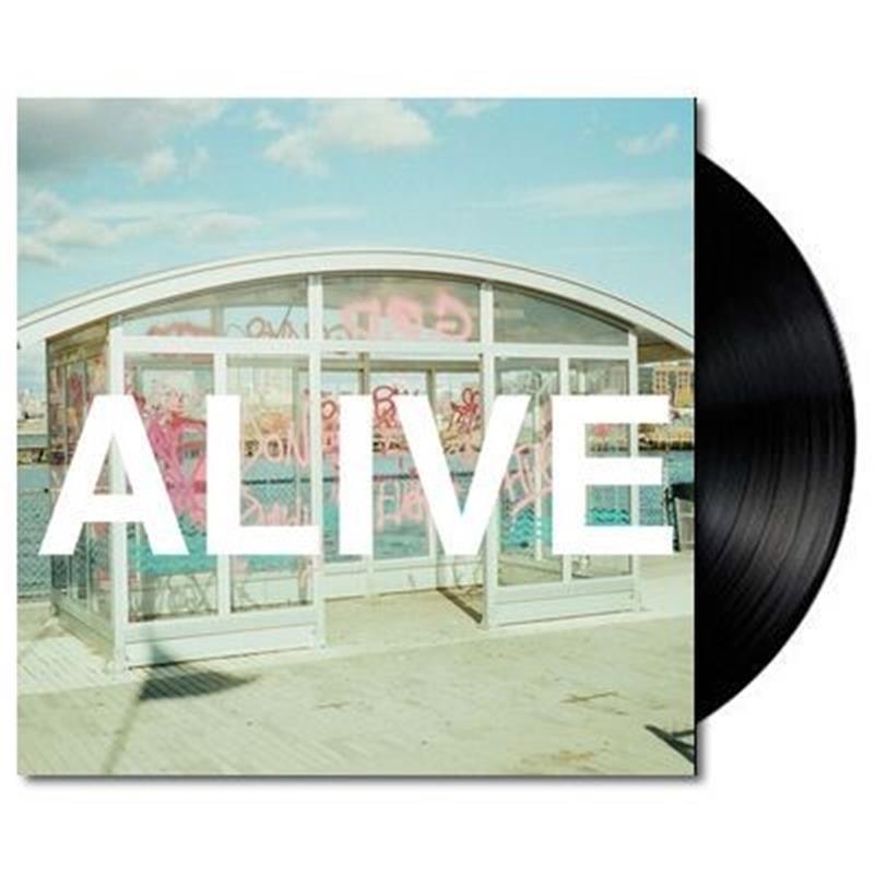 Alive (12in Vinyl) - nyck