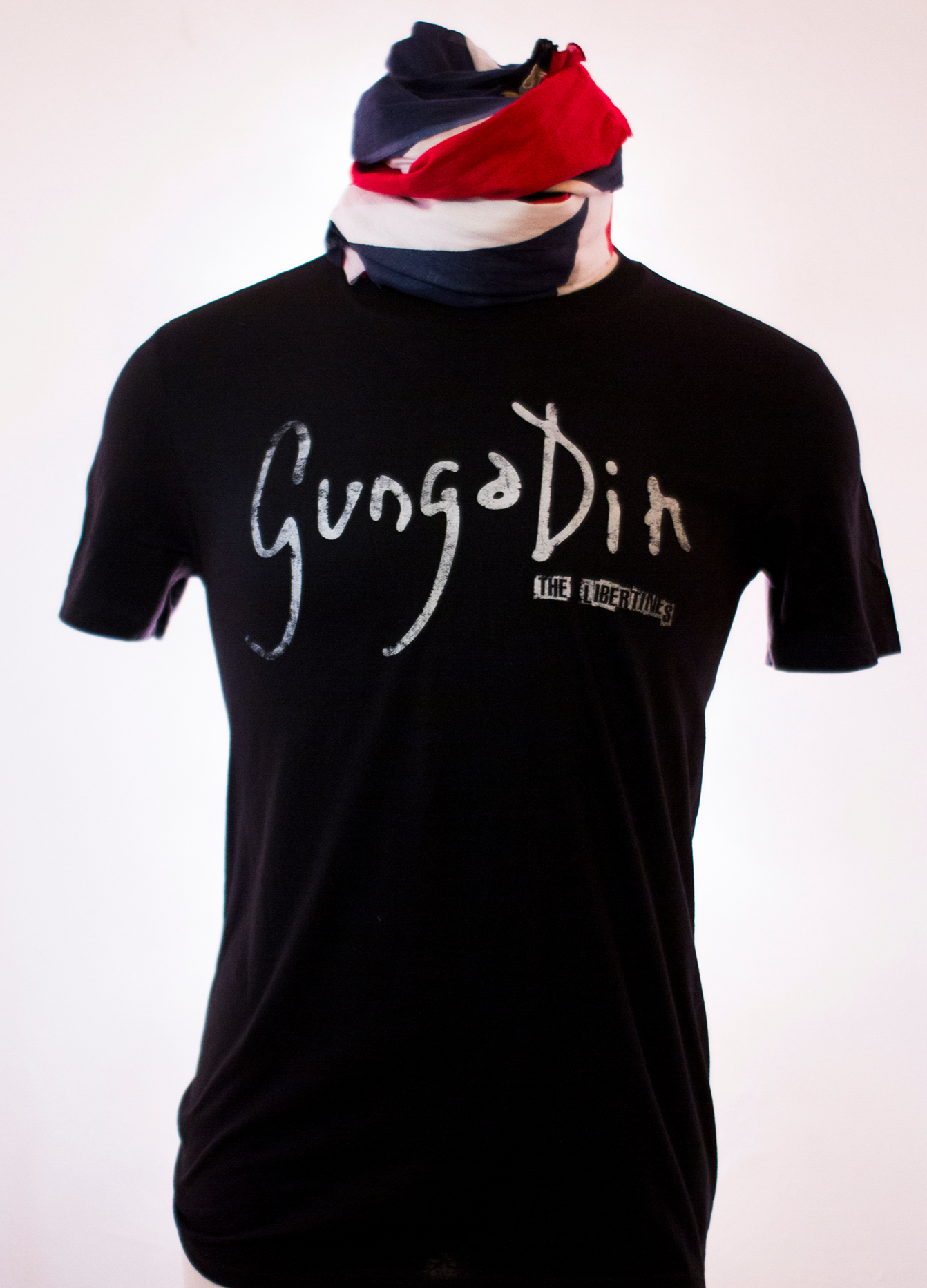 Gunga Din T-Shirt (SALE) - The Libertines