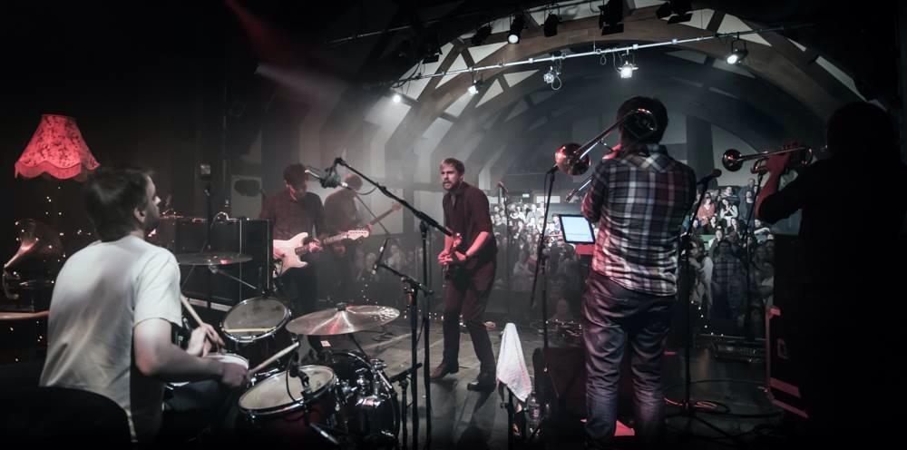 Broken Records + Adam Stafford