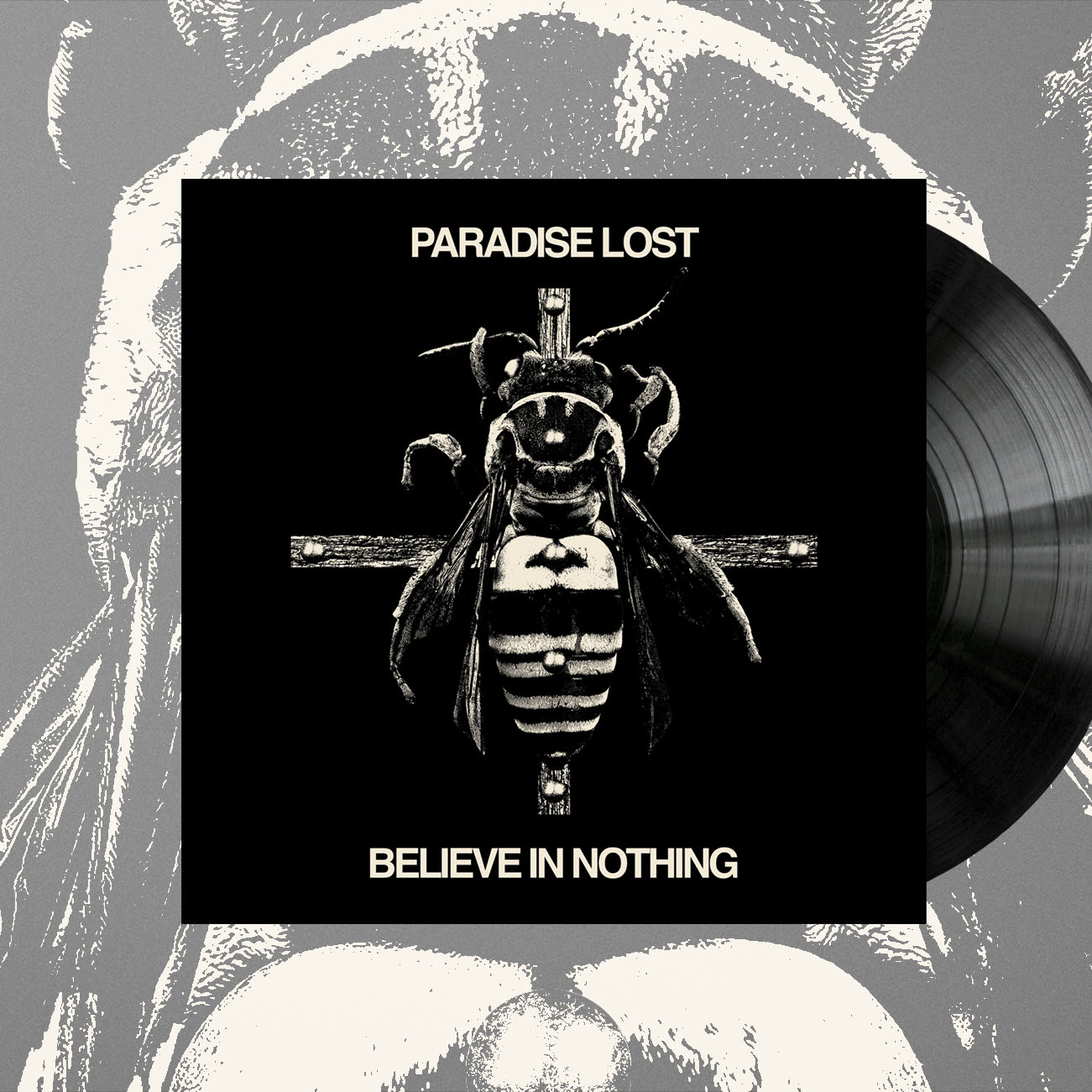 Paradise Lost - 'Believe In Nothing' Vinyl - Paradise Lost