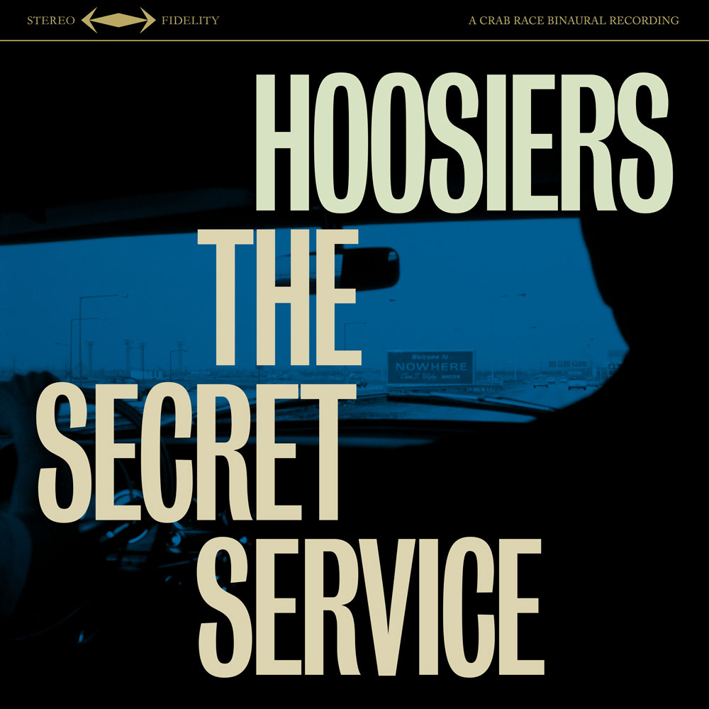 The Secret Service (CD) - The Hoosiers
