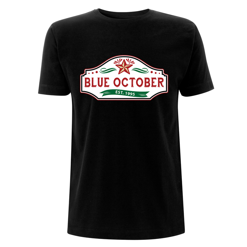 Est 1995 – Tee - Blue October