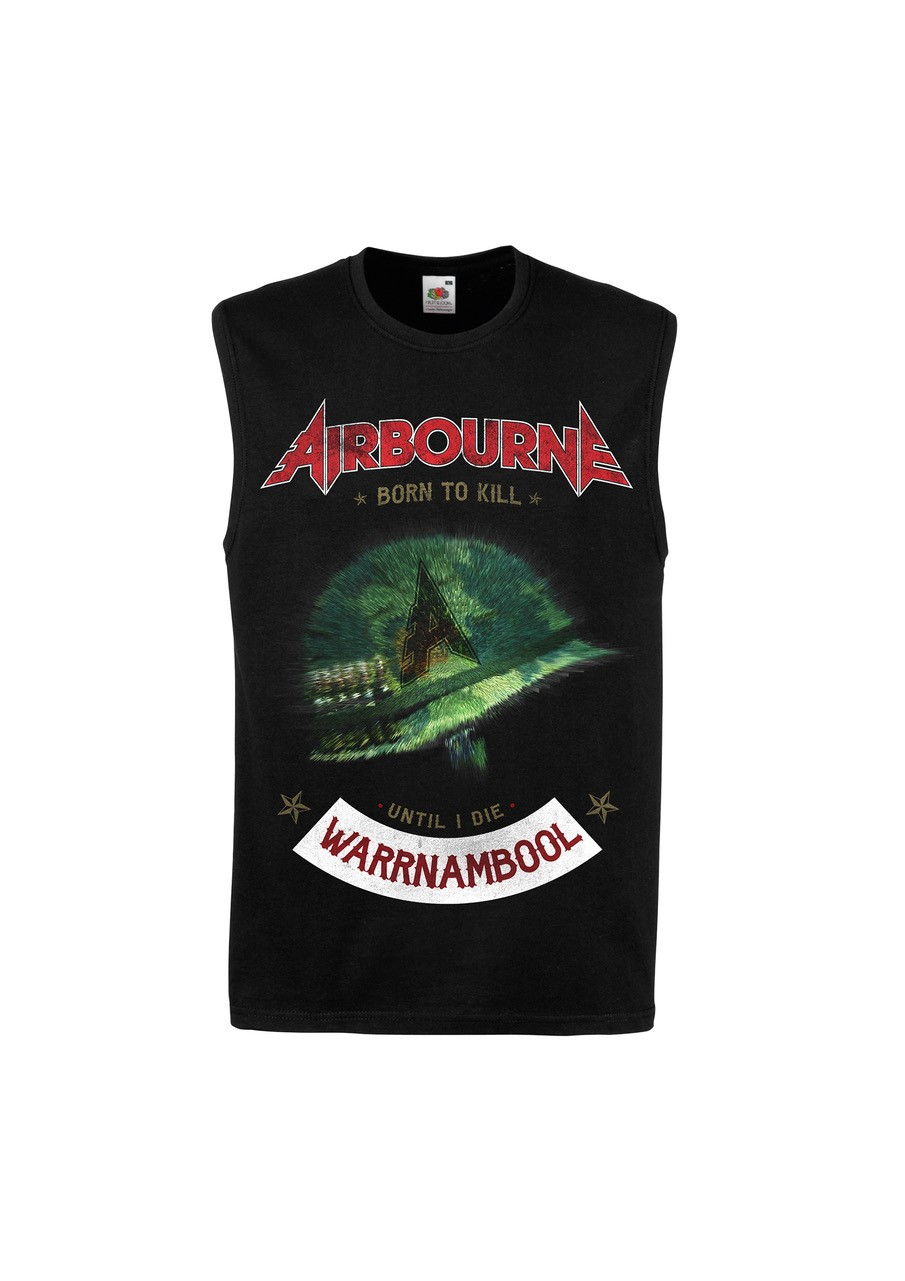 Born To Kill – Tank Top - Airbourne