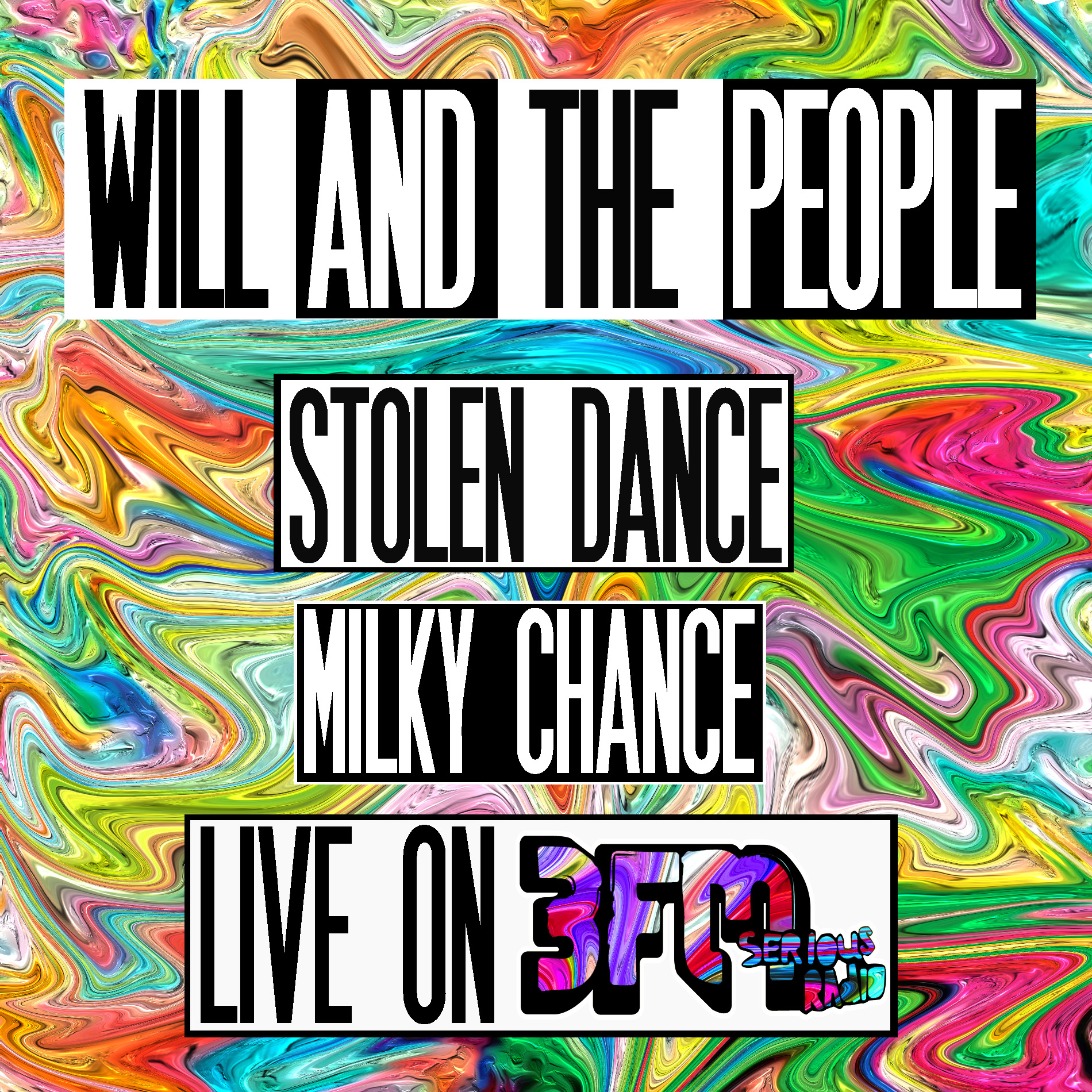 Stolen Dance - Milky Chance - Cover - Will and The People