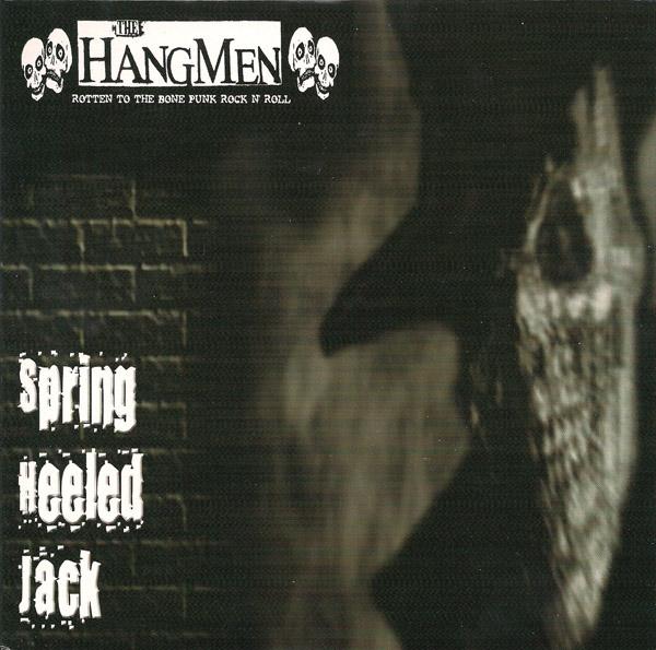 "Spring Heeled Jack 7"" Red Vinyl EP - The Hangmen"