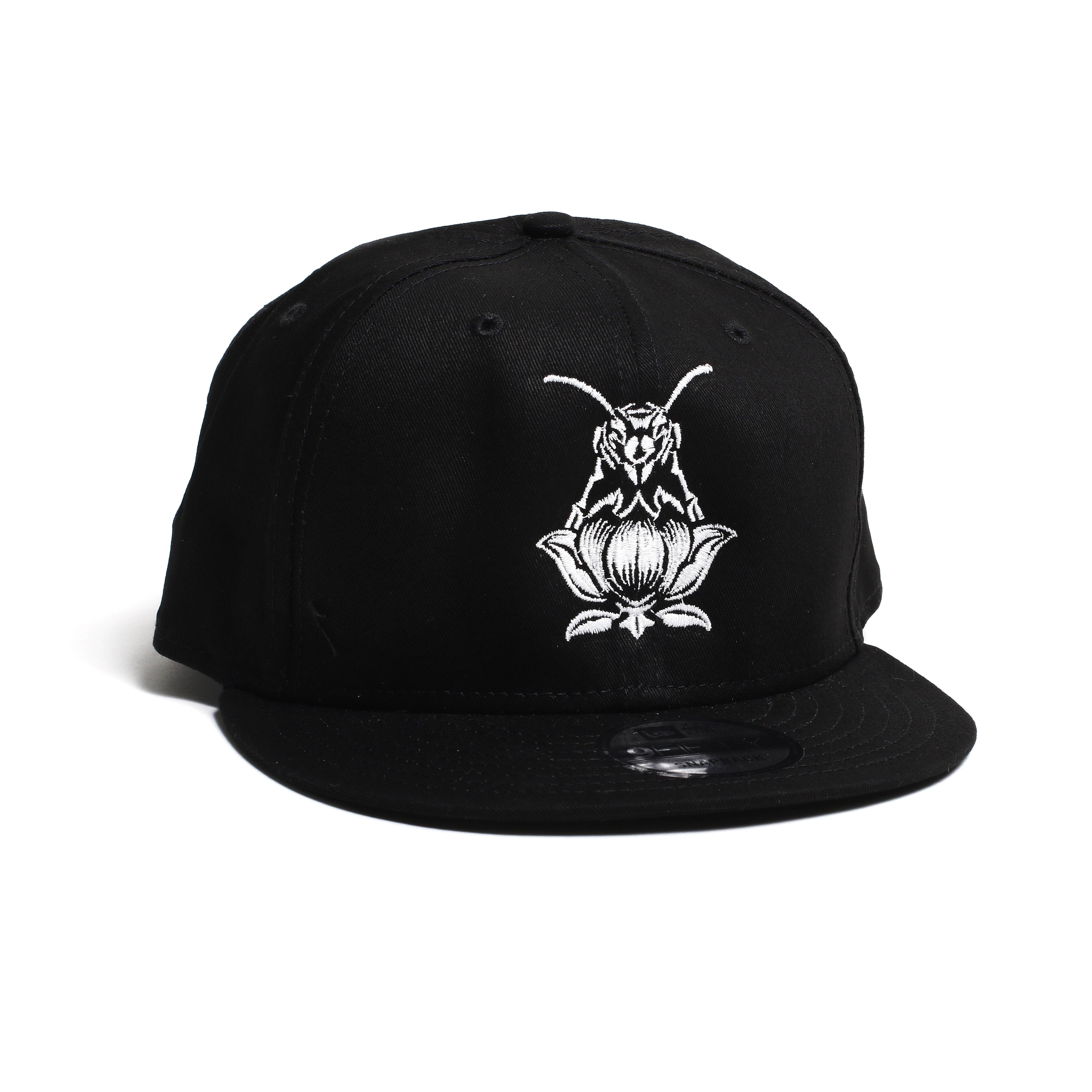 BLACK POLLINATOR HAT - BlondieUS