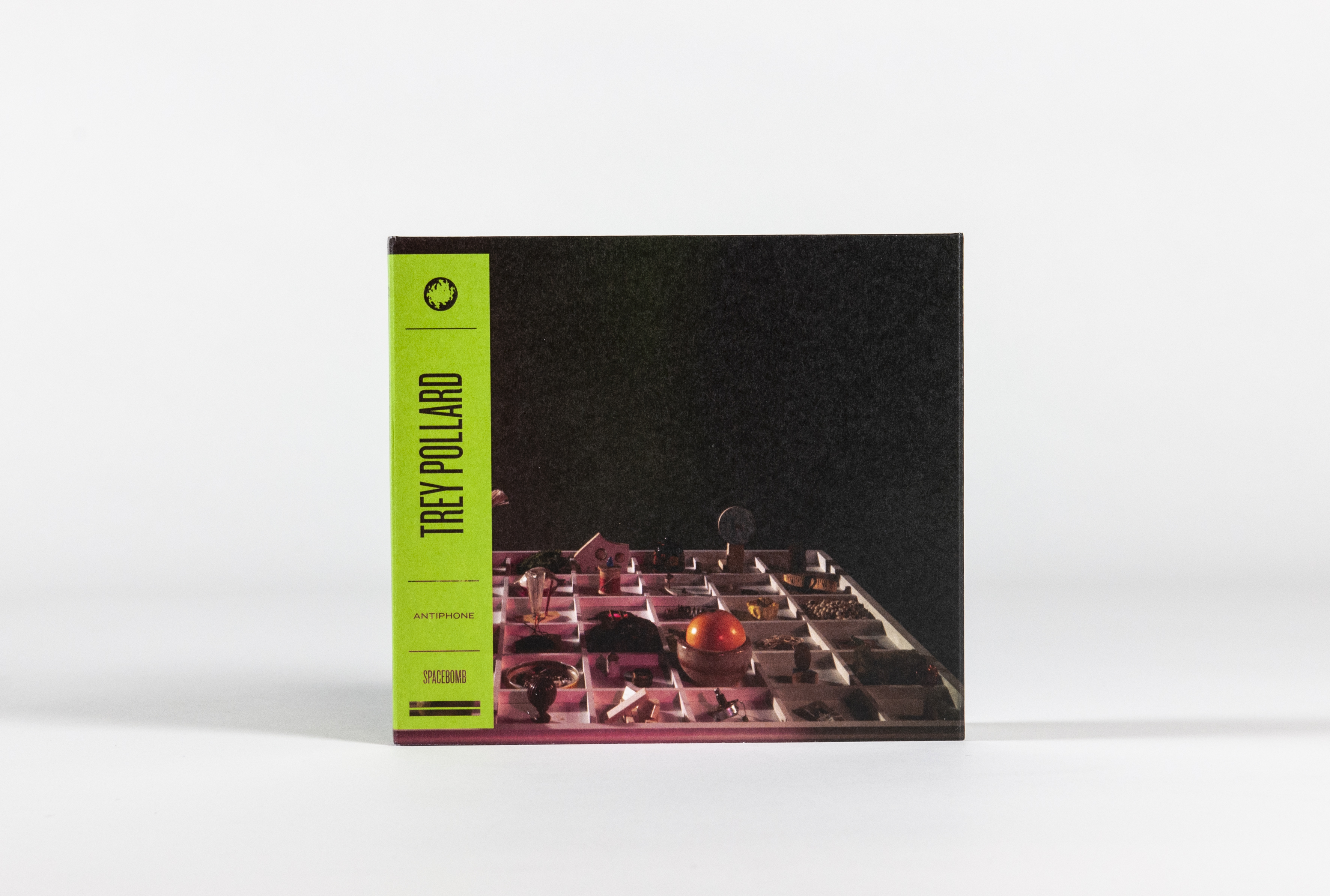 Trey Pollard – 'Antiphone' – CD - Spacebomb Records