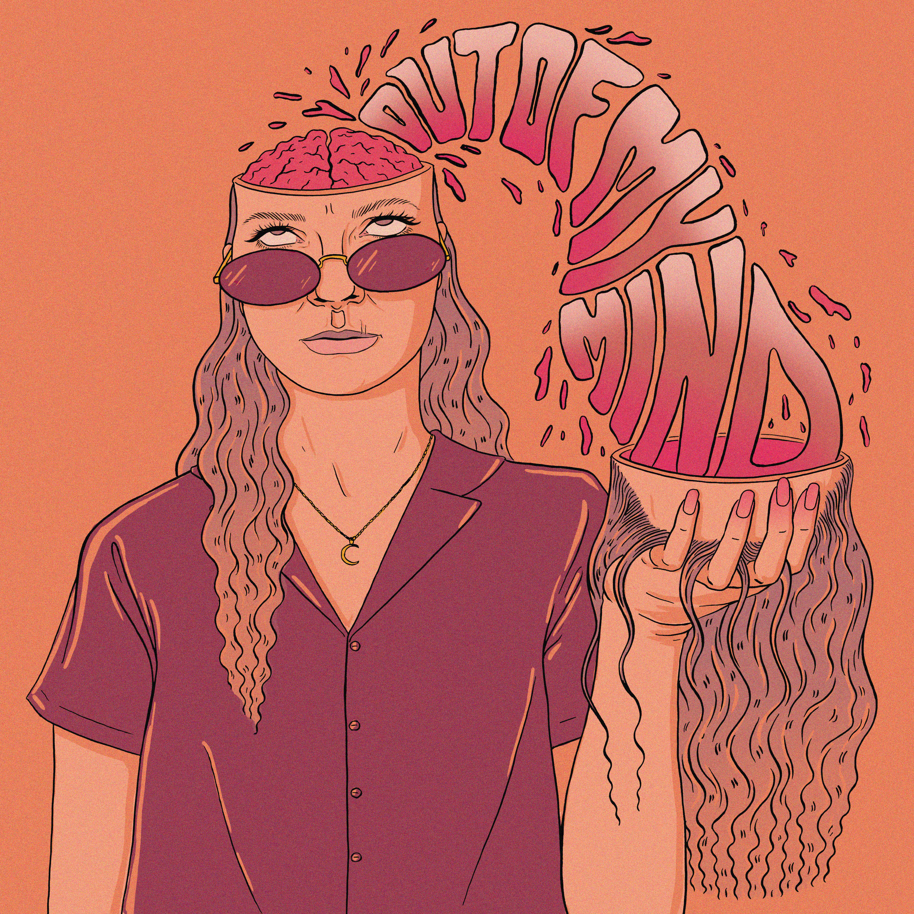 Out Of My Mind (Download) - BROOKE BENTHAM