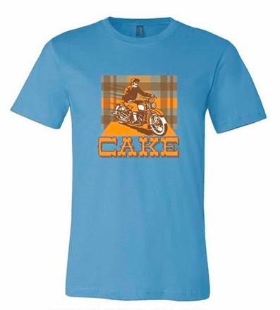 Motorcycle Man - CAKE