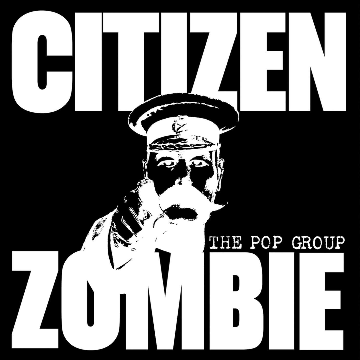 Citizen Zombie Limited Edition Collector's Clamshell Box - The Pop Group