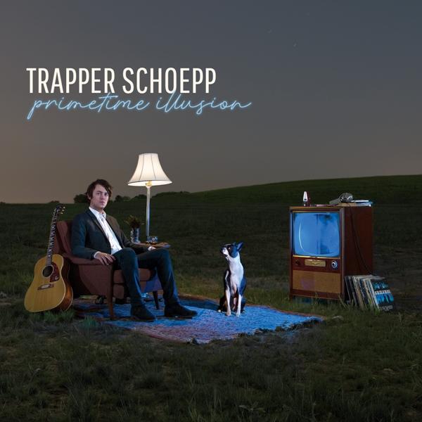 Trapper Schoepp 'Primetime Illusion' CD & LP - Xtra Mile Recordings