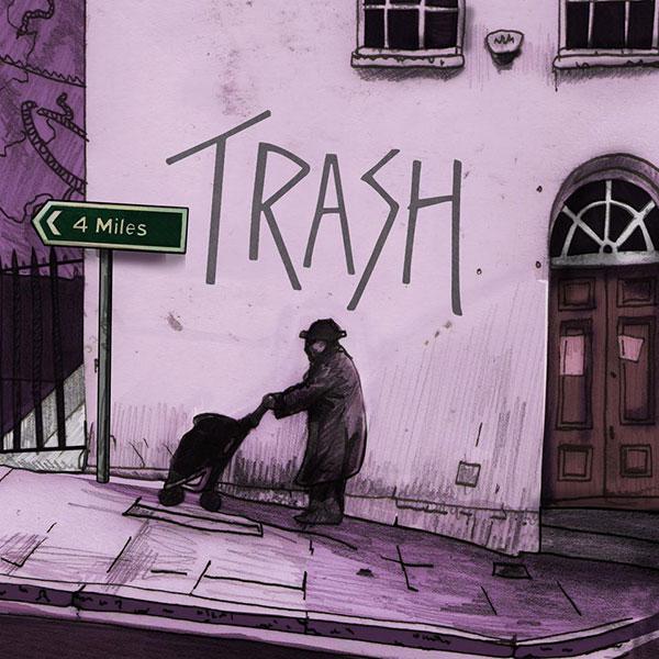 4 MILES [DOWNLOAD] - TRASH
