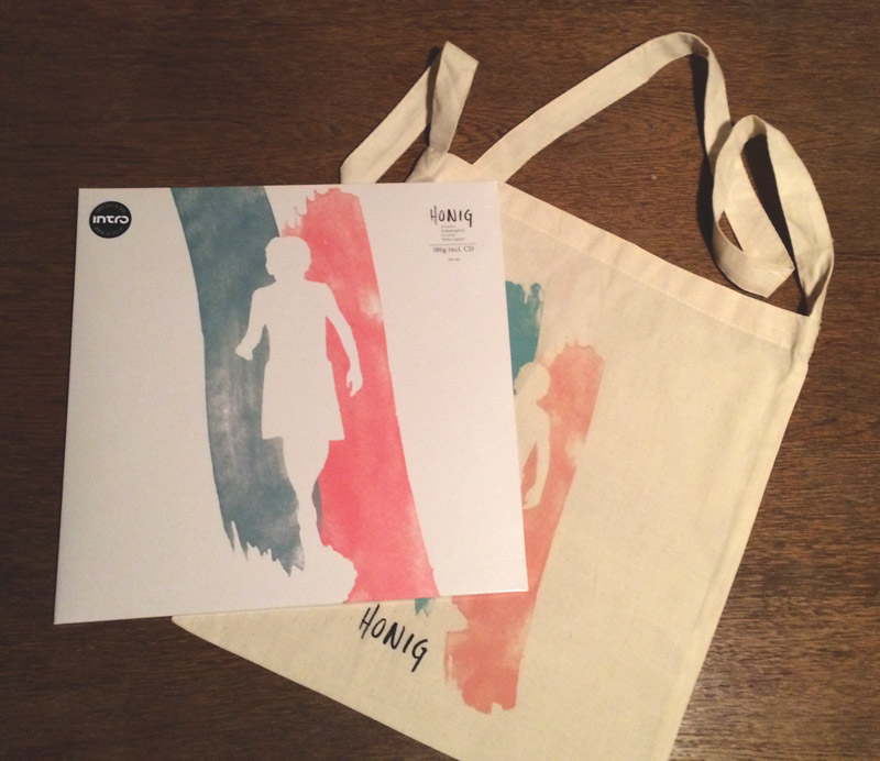 Father's Ghost Bundle - Vinyl 180gr incl. CD + Tote Bag - HONIG