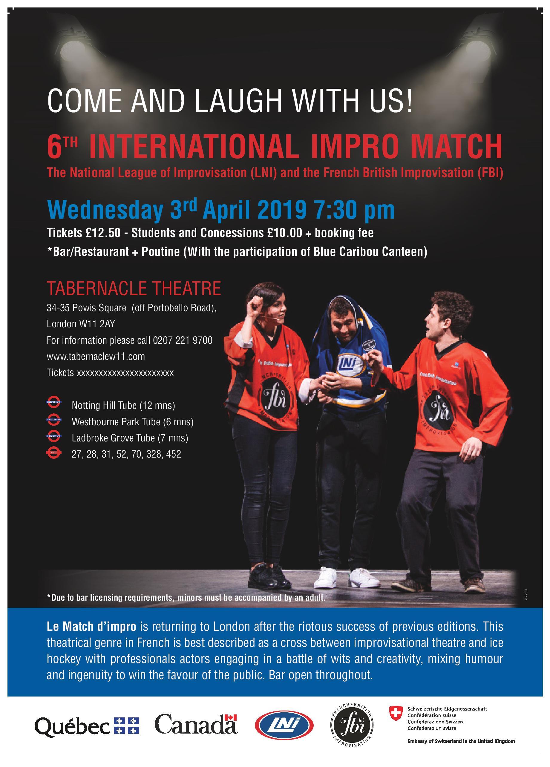 Match com international Is