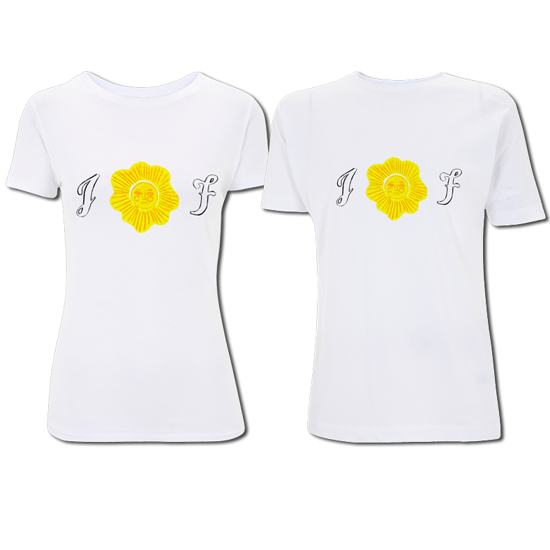 Sun T-shirt - Johnny Flynn & The Sussex Wit (UK Merch)
