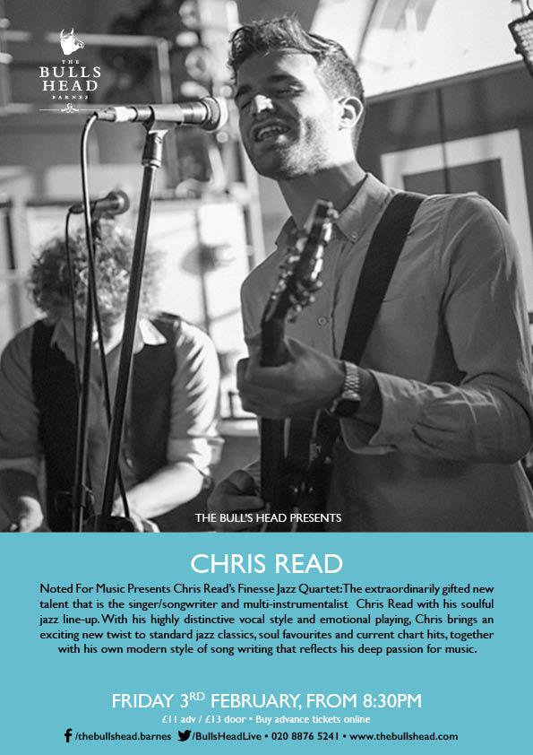 Chris Read