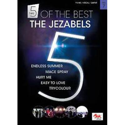 Sheet Music Book - The Jezabels