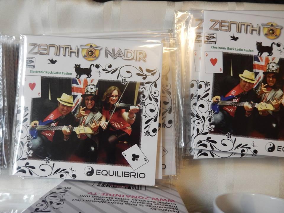 "Limited Edition ""Equilibrio"" - Zenith Nadir"