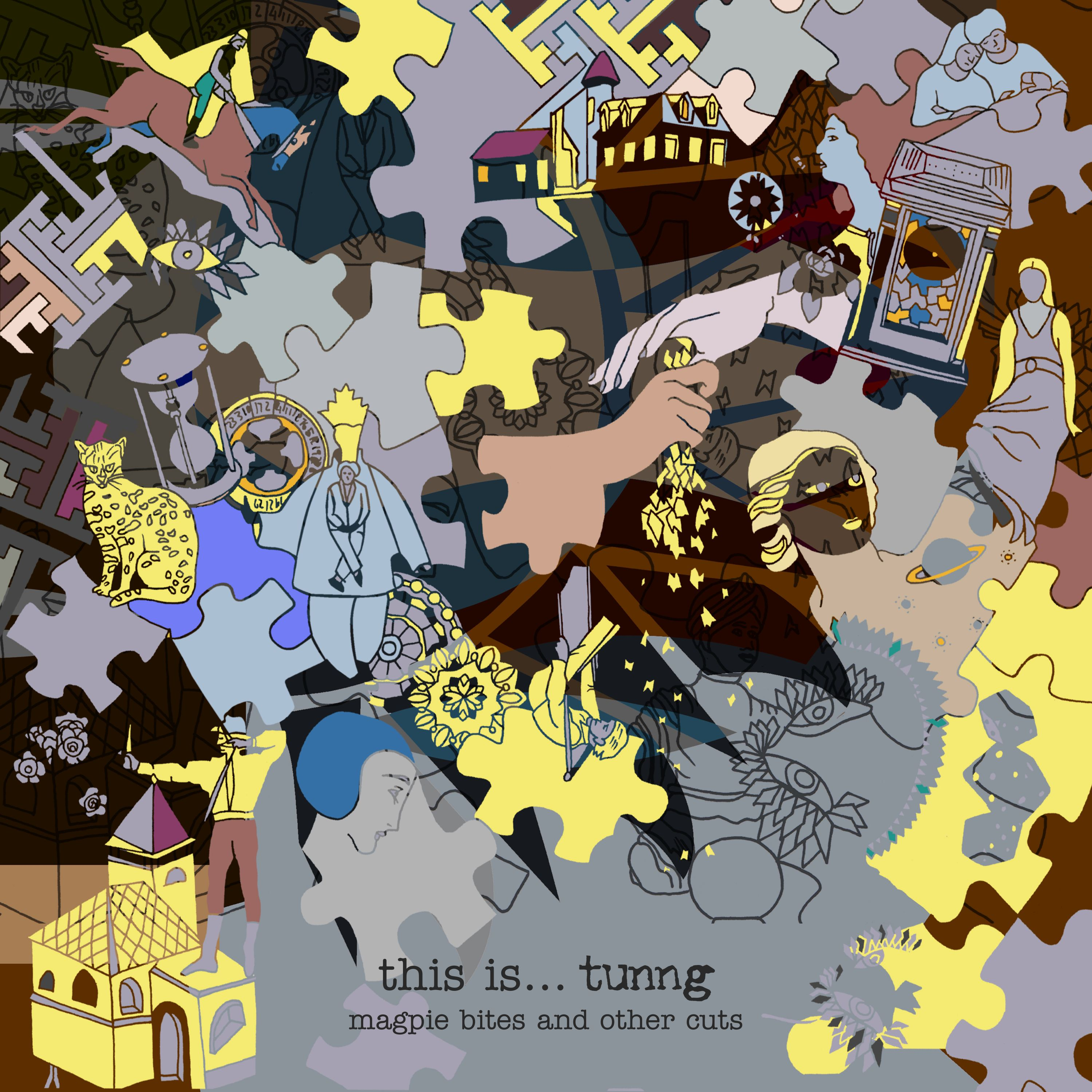 this is tunng...magpie bites and other cuts (DL Album) - Tunng