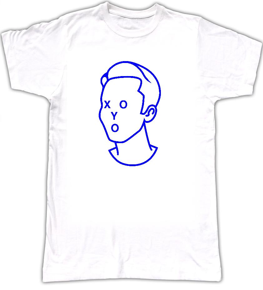 XOYO T-shirt - Tom Vek