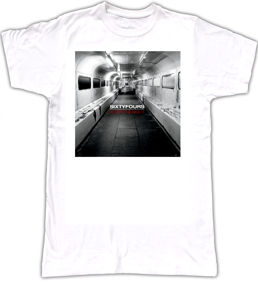 Mens T-Shirt: After the Night - SIXTYFOURS