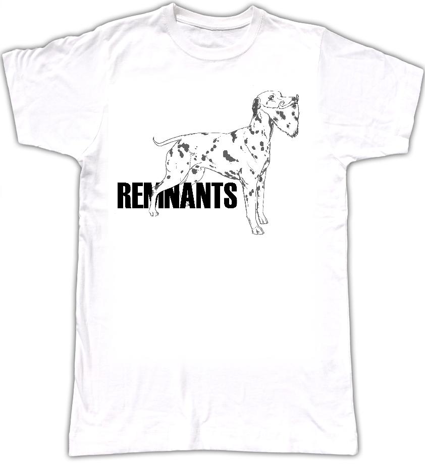'Remnants' T Shirt - Jack Garratt